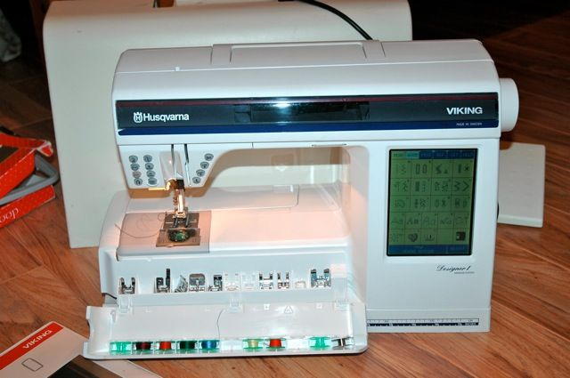 Husqvarna Viking Designer I Sew Cute Pinterest Vikings New Husqvarna Sewing Machine Sale