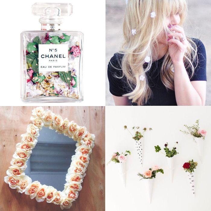diy-flores-artificiais-3  Do it yourself  Pinterest
