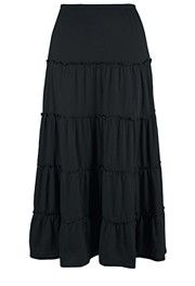 Maxi skirt...perfect paired with gladiators and a tank or a denim shirt and boots