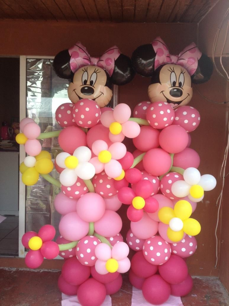 How to Make Balloon Decorations | Baby shower balloon ...