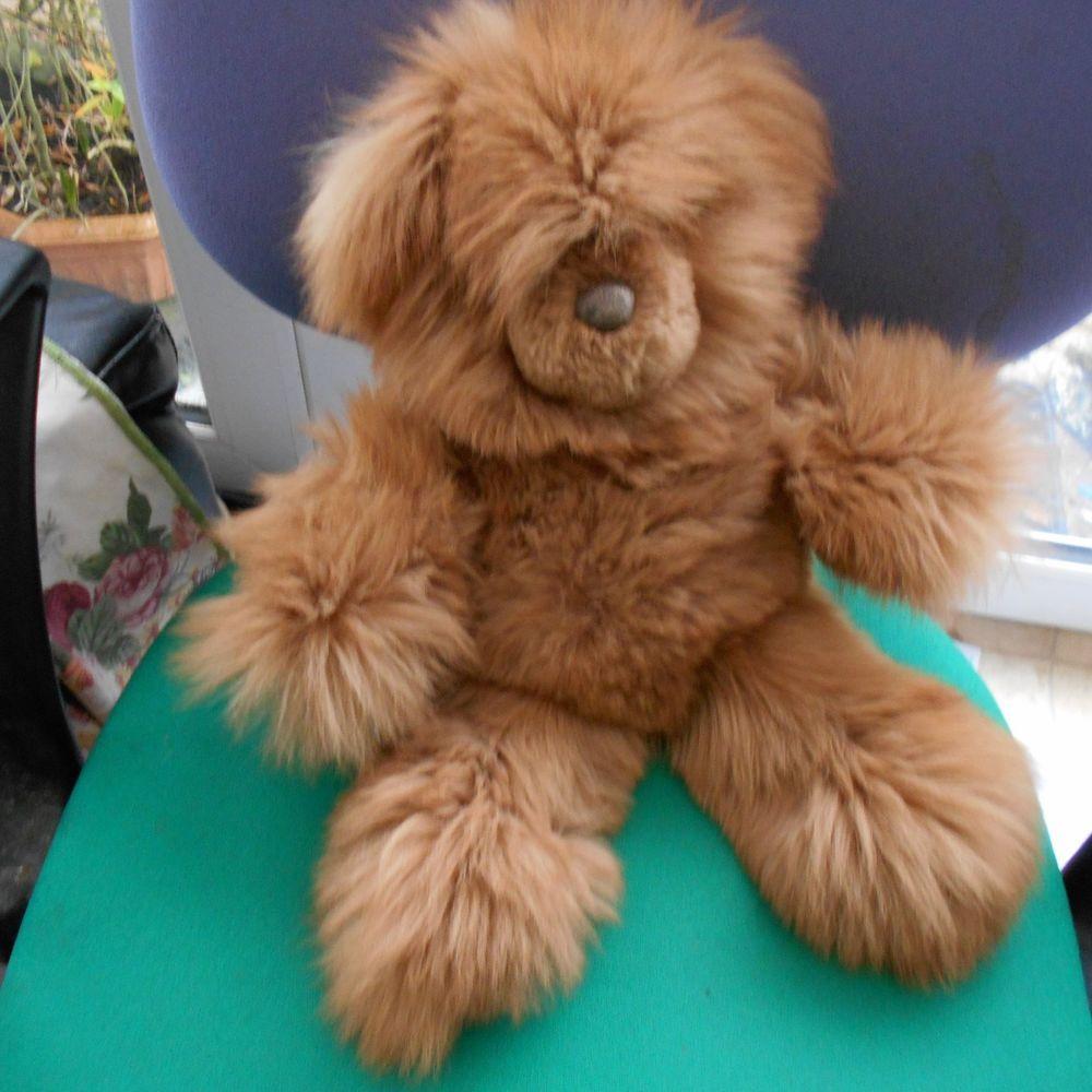 Alpaca Teddie. Collectable.