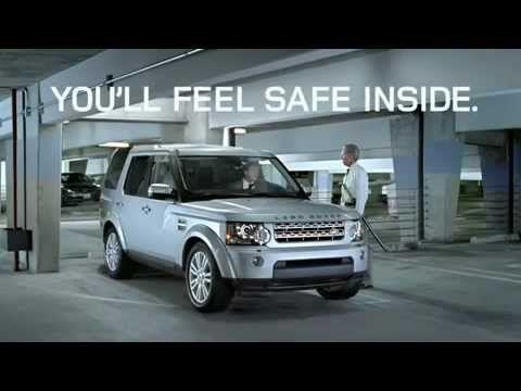 306e9da715 You ll feel safe inside a Land Rover - YouTube