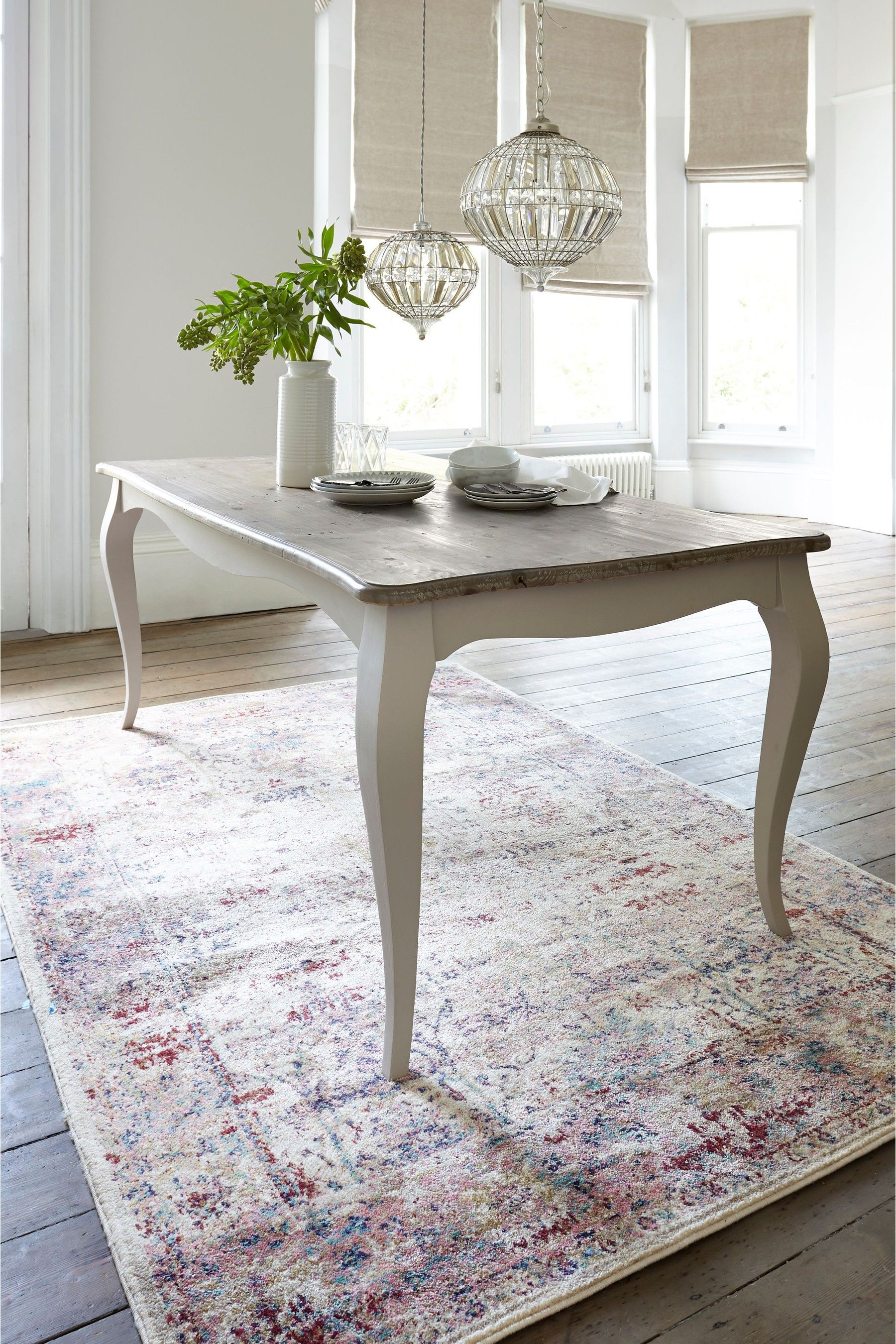 Next Darcy Red Dining Table Brown In 2019