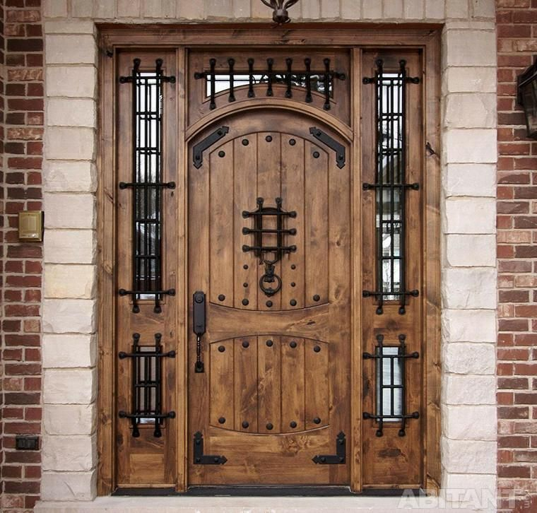 Entrance doors, their types and properties for apartments and …