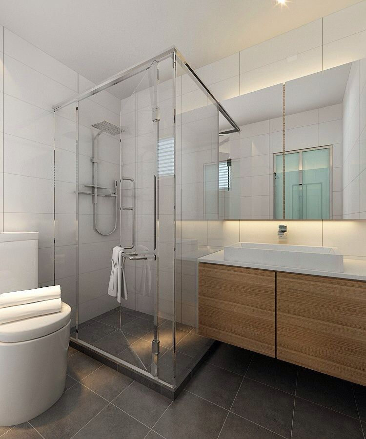 Simple Toilet Washroom Design Toilet Design Modern Bathroom Renovations
