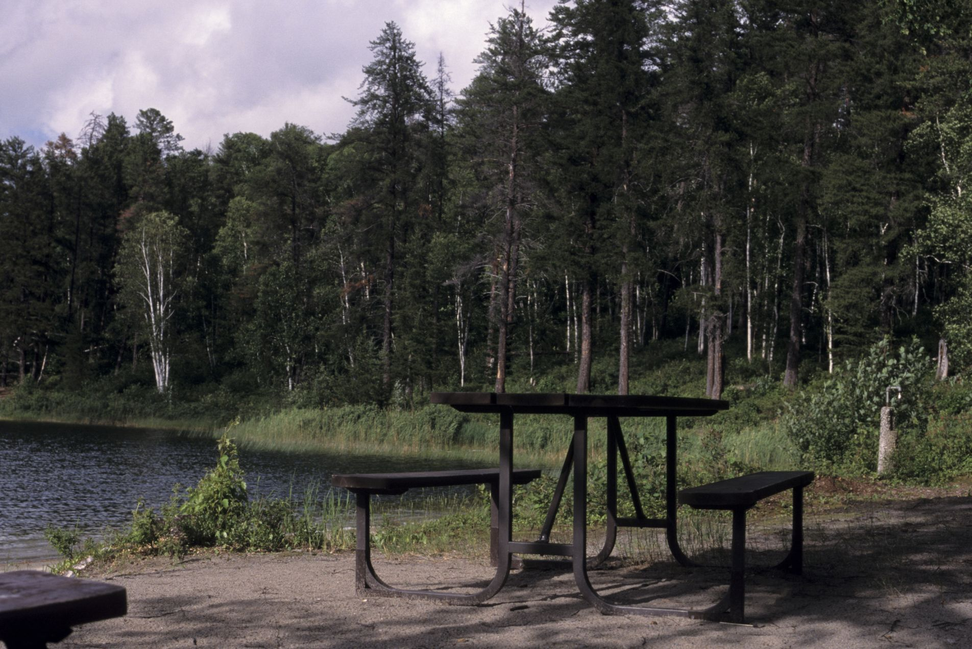 Esker Lakes Provincial Park Camping rules, Outdoor decor