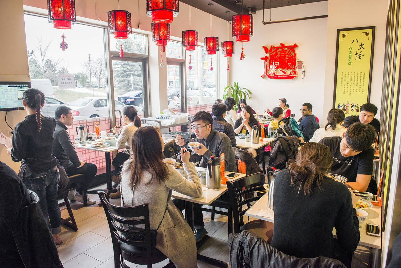 The Best Chinese Restaurants In Toronto Represent Just A Fraction Of The Diverse Array Of Regional Off Toronto Restaurants Chinese Restaurant Luxury Restaurant