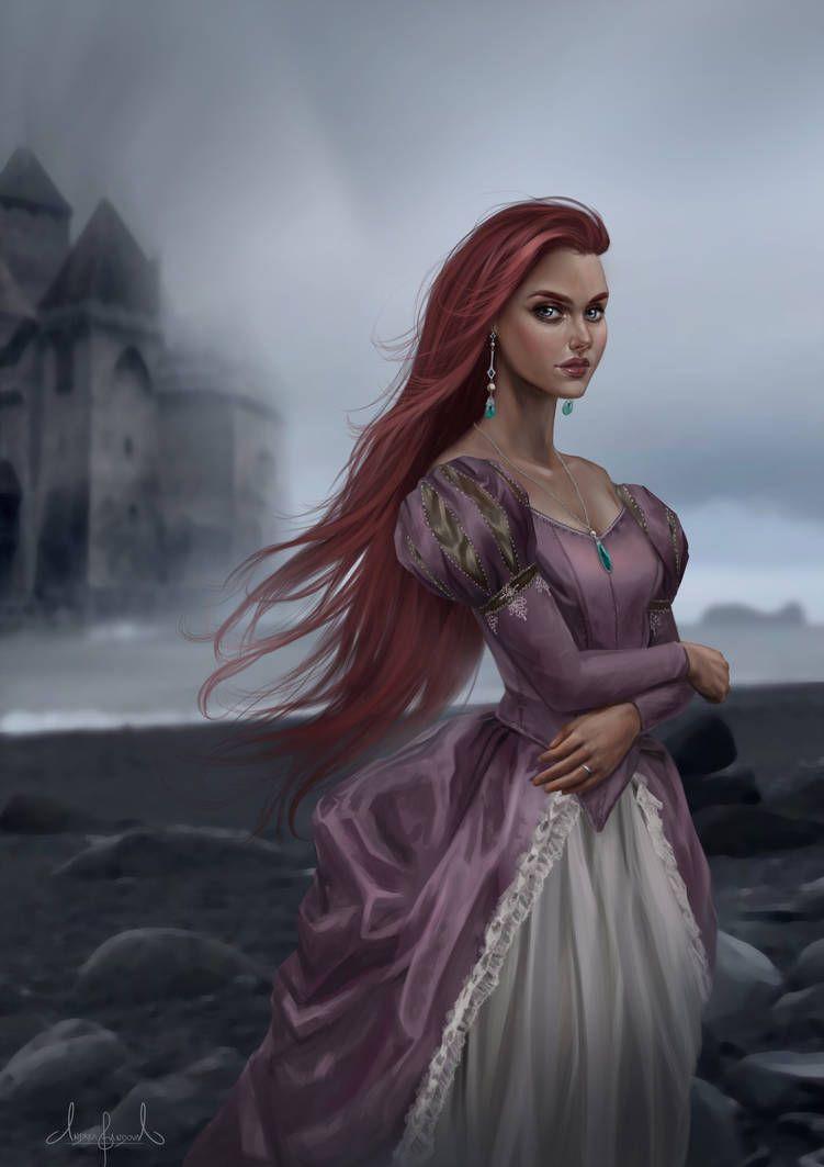 Ariel - Little Mermaid by Tarivanima on DeviantArt