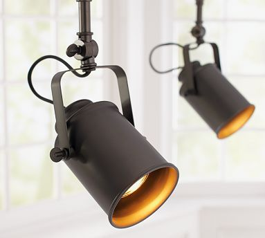 I Would Love To Have These In The Piano Room Photographer S Spotlight Track Lighting Industrial Track Lighting Kitchen Lighting Fixtures Track Track Lighting