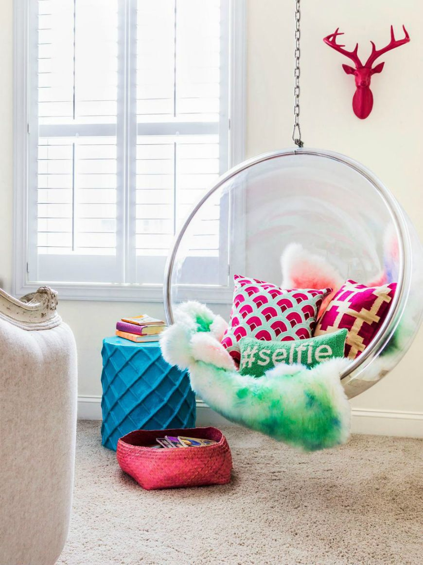 Kids Bedroom Furniture: Cute Chairs For Girls Room in ...
