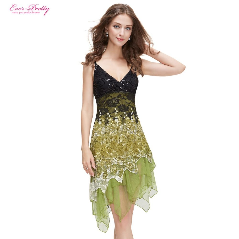 Cocktail Dresses Ever Pretty HE00045 Summer Styles New Arrival Hot ...