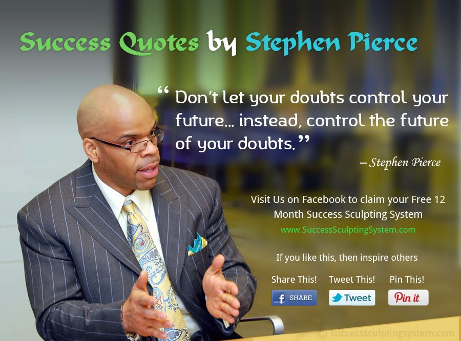 Success Quotes #3 with Stephen Pierce