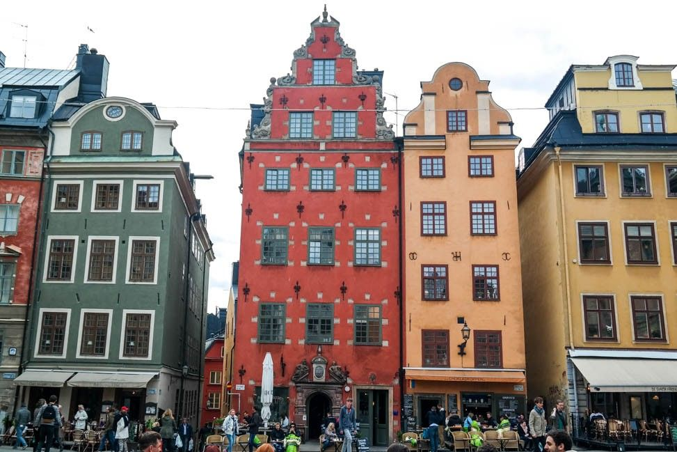 Worst Tourists in Sweden – Drive on the Left - www.driveontheleft.com