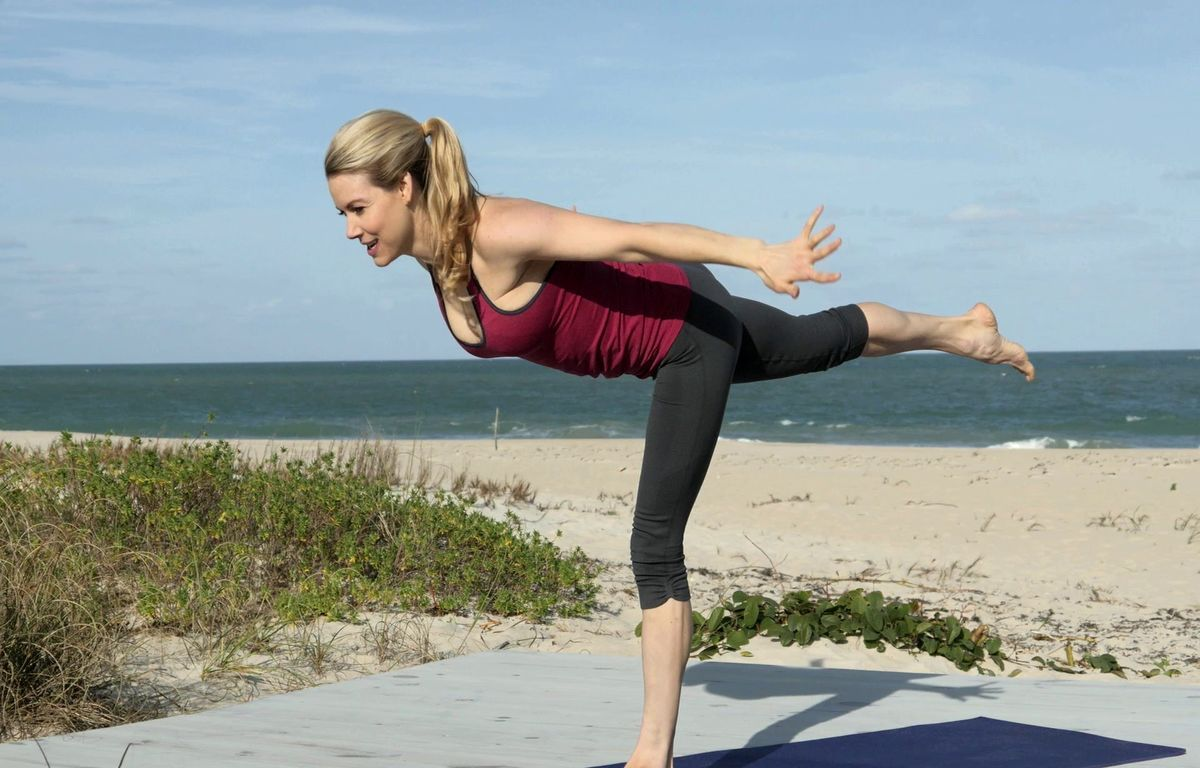 Yoga for Abs Balance Poses Video via SparkPeople Free