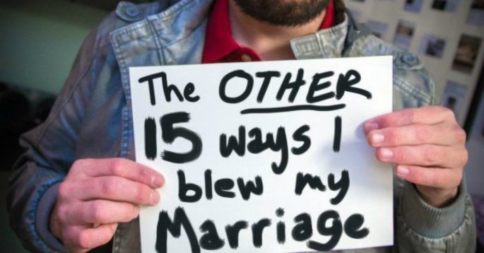 Still looking for ways to keep your marriage happy? DO NOT do these things...