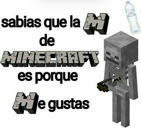 Esto No Es Mio Pero Del Quien Sea Le Doy Derecho De Autor Uwu Xd En 2020 Frases De Minecraft Memes De Minecraft Frases Otakus