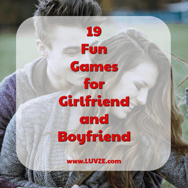 19 Fun Boyfriend and Girlfriend Games Luvze in 2020