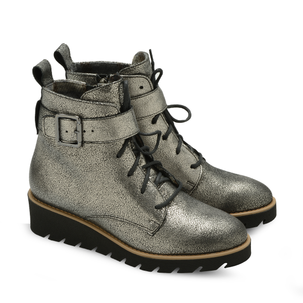 Trzewiki Damskie Combat Boots Boots Shoes