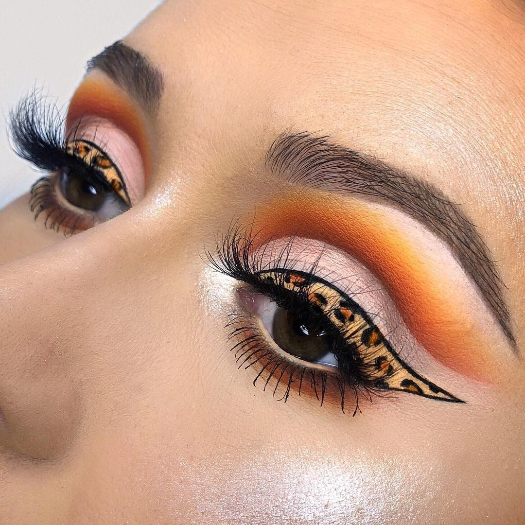 Nyx Professional Makeup On Instagram Leopard Is The New Black Pippathundow Achieves This Fierce Leop Leopard Makeup Artistry Makeup Makeup Eye Looks