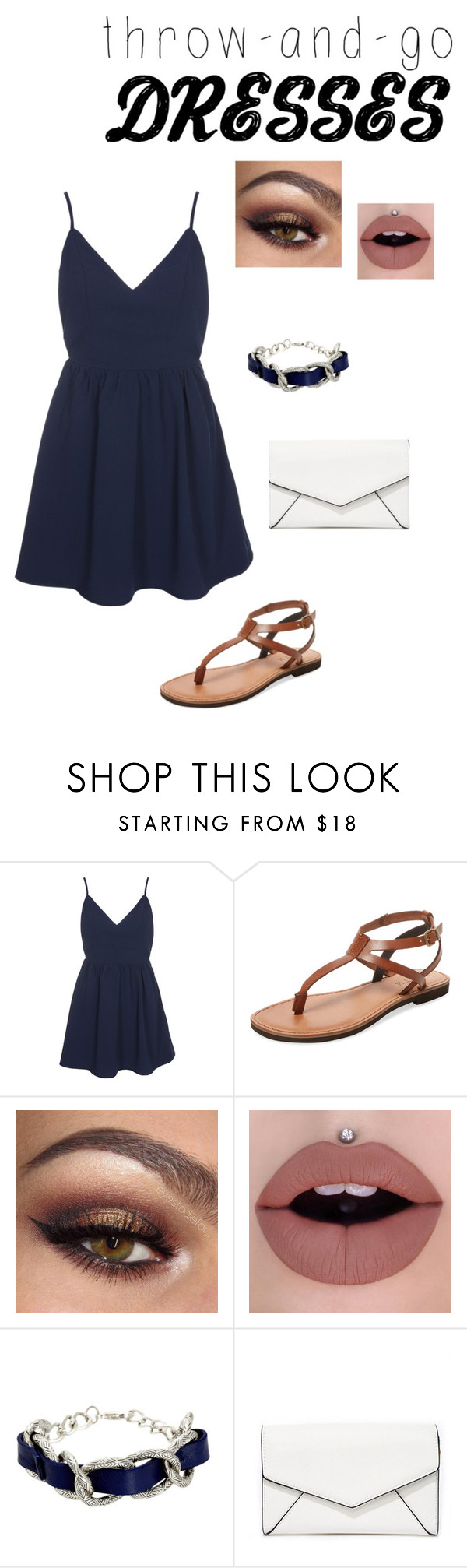 """""""Date night with Grayson"""" by stylebytwo ❤ liked on Polyvore featuring Glamorous, Firth, House of Harlow 1960 and LULUS"""