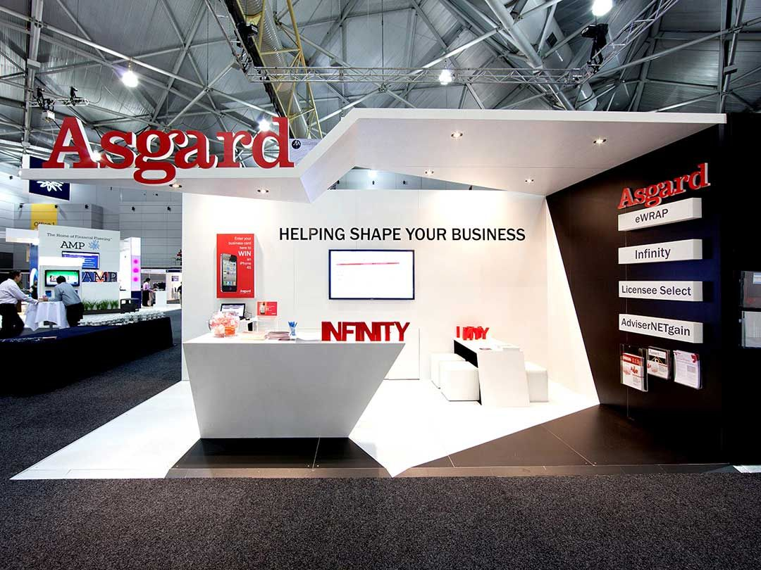 Exhibition Stand Designers Amp Builders : Asgard exhibition stand by exhibitionco places to visit expo