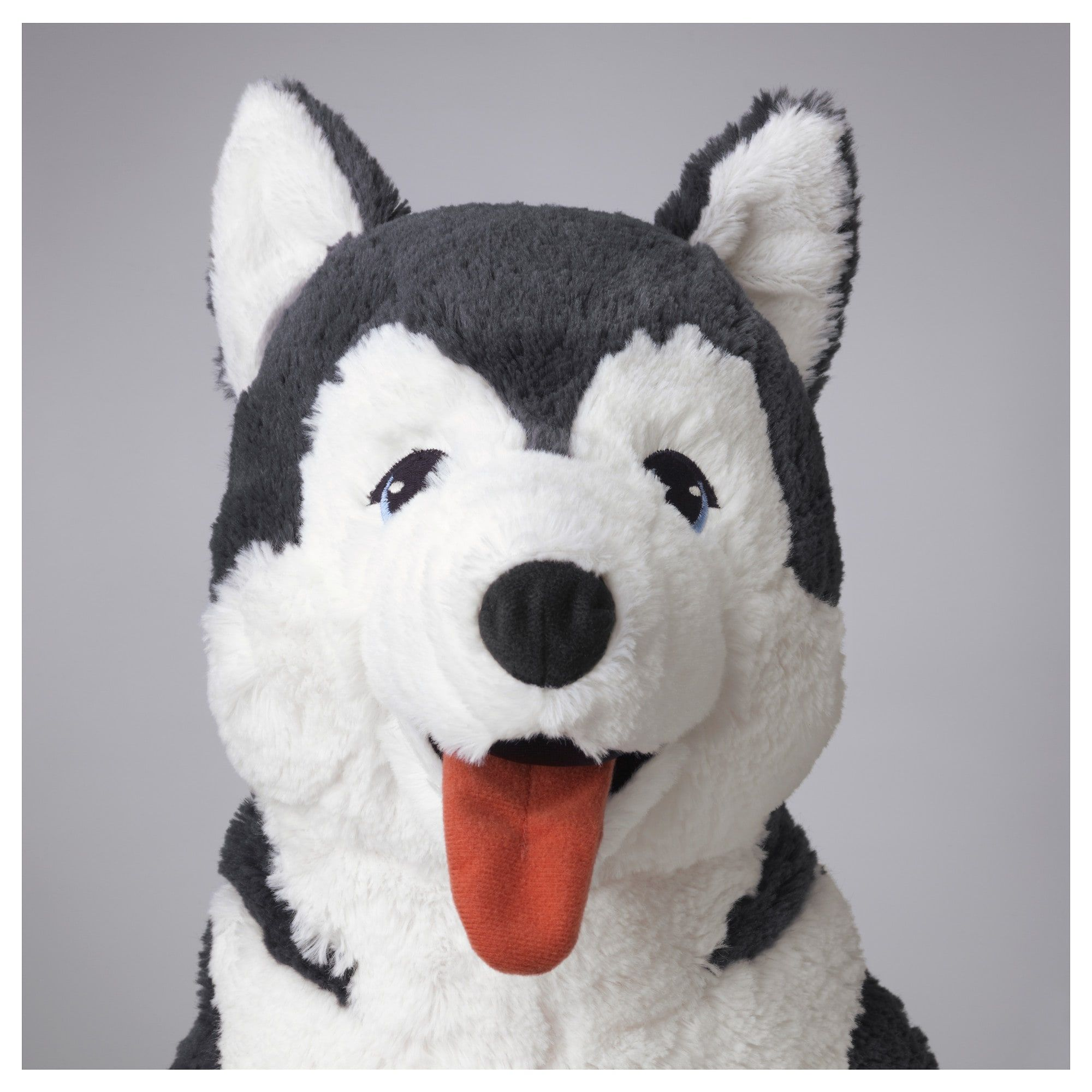 Livlig Soft Toy Dog Husky Siberian Husky 22 1 2 In 2020 Dog
