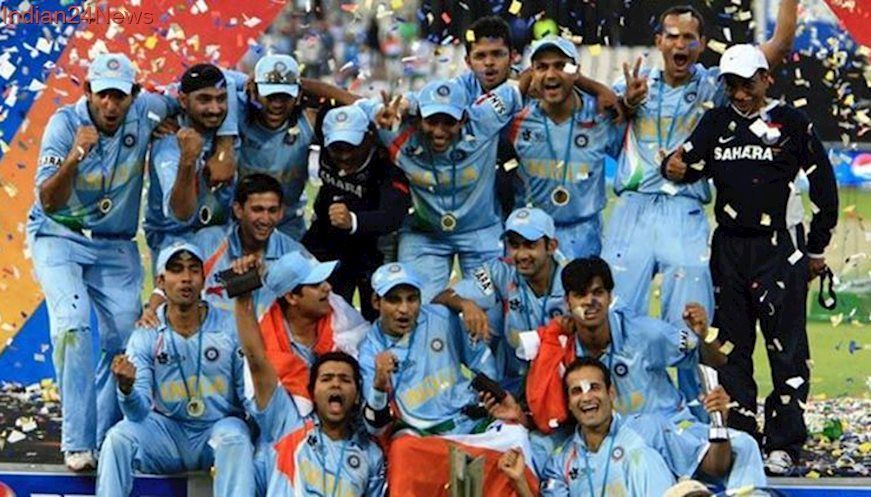 India Won 2007 World T20 On This Day Cricketers Say Feels Like Yesterday In 2020 India Win Cricket In India World Cup Teams