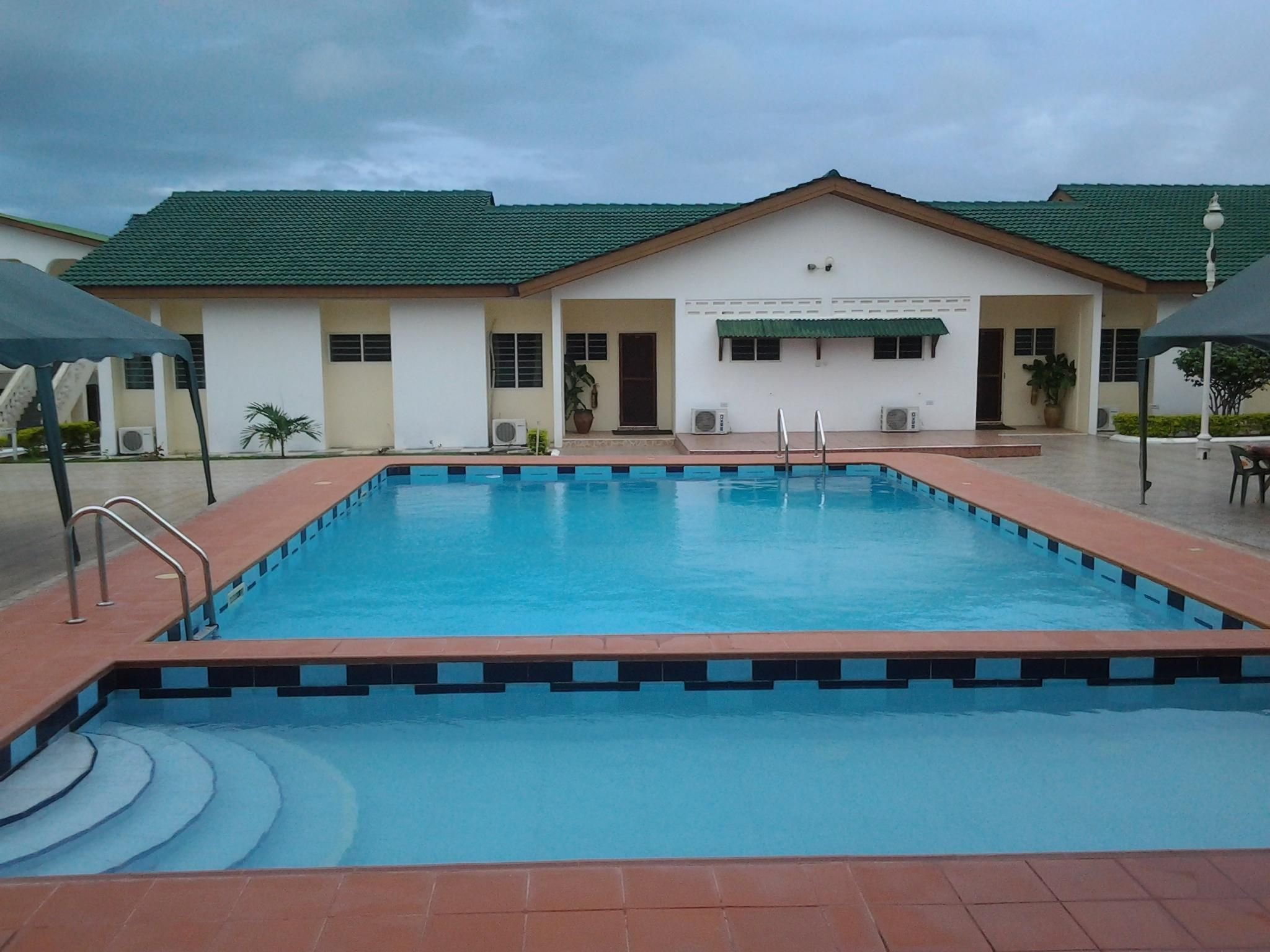 Cape Coast Hotel Loreto Ghana Africa Is Conveniently Located In The Por Central