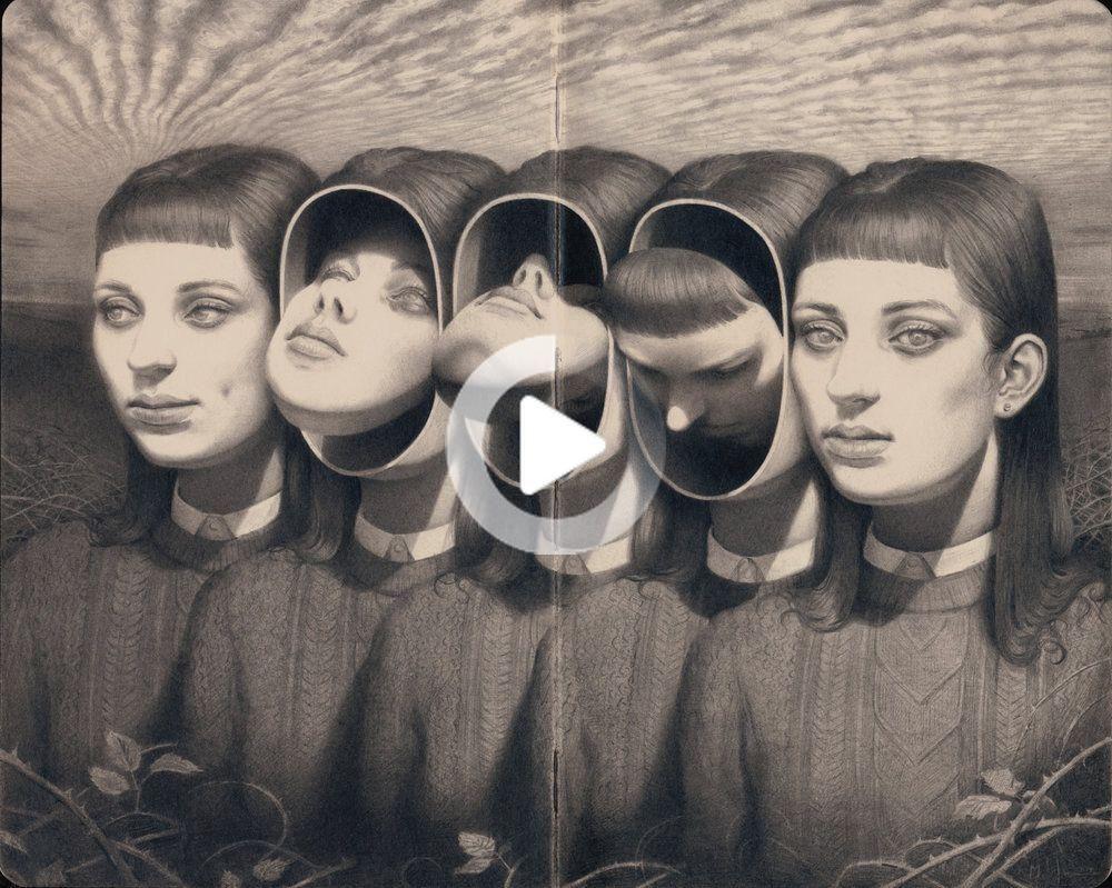 The Surreal Art Prints Of Miles Johnston Surealism Art Distortion Art Surrealism Painting