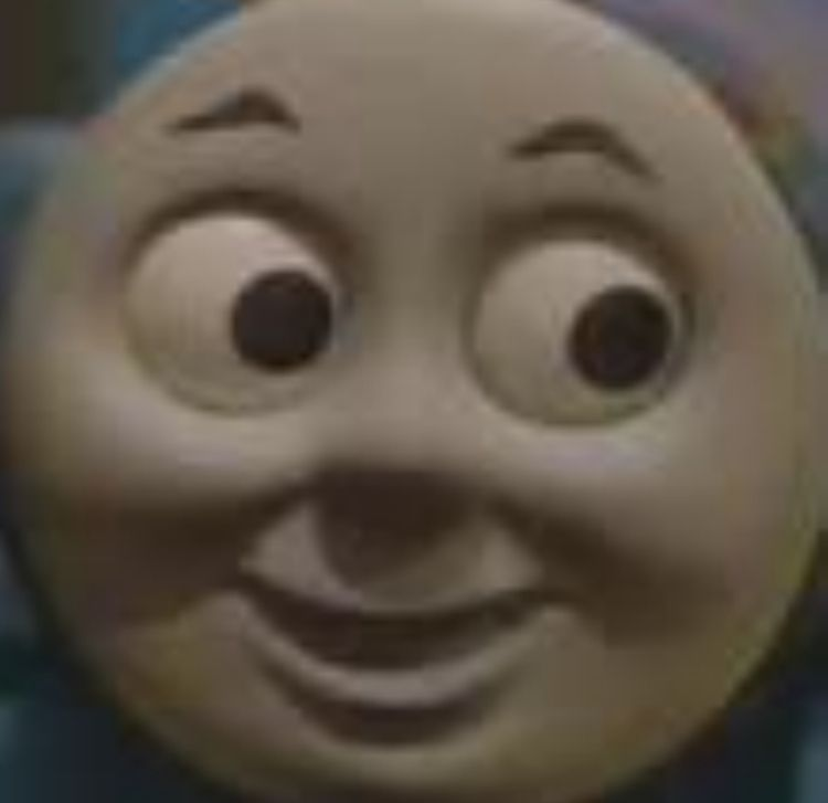 Pin De Guri Guri Em Thomas The Tank Engine Rostos De Meme Chacota Memes Kpop