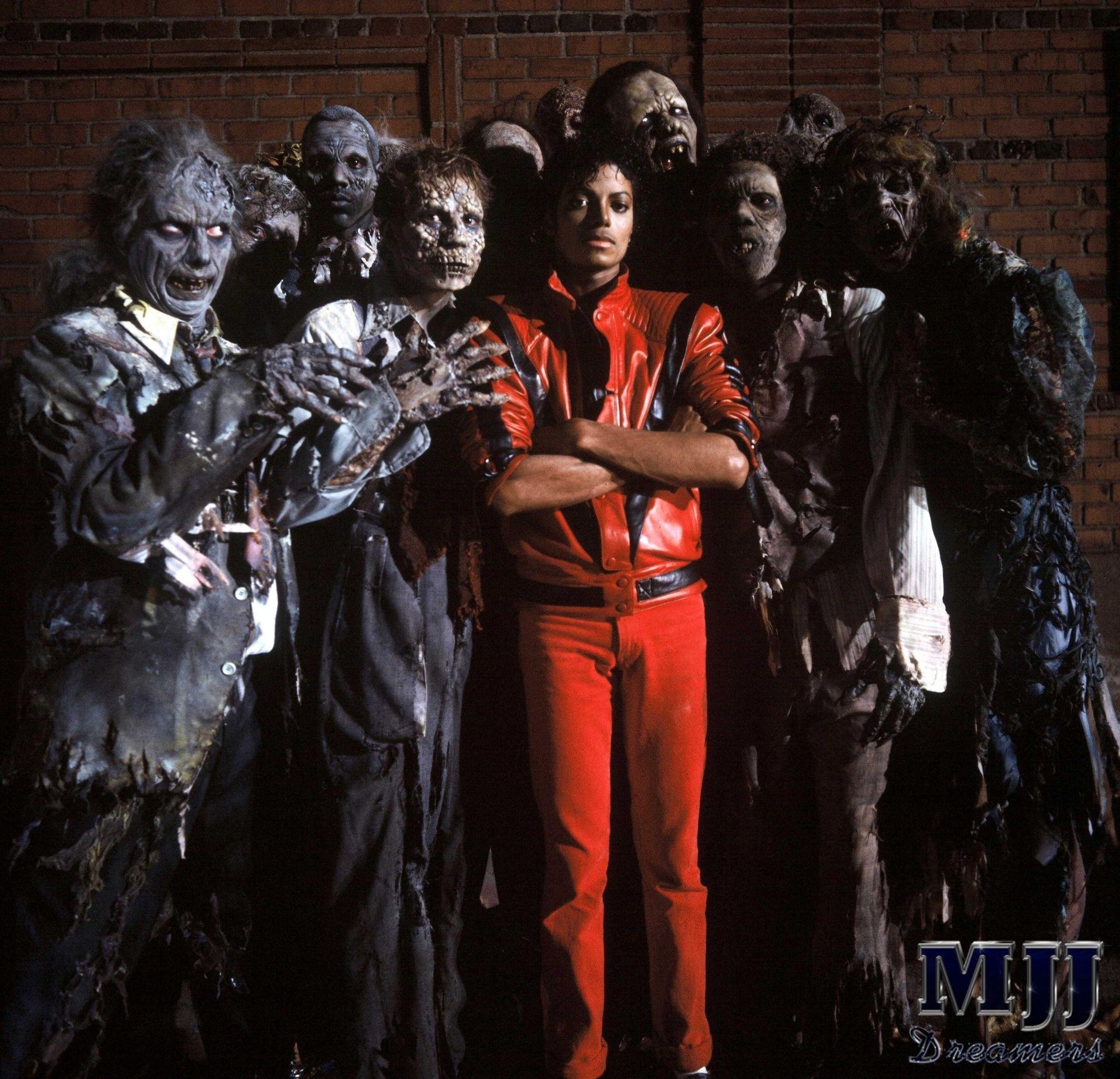 HQ The Thriller Era Photo (18989925) Fanpop michael