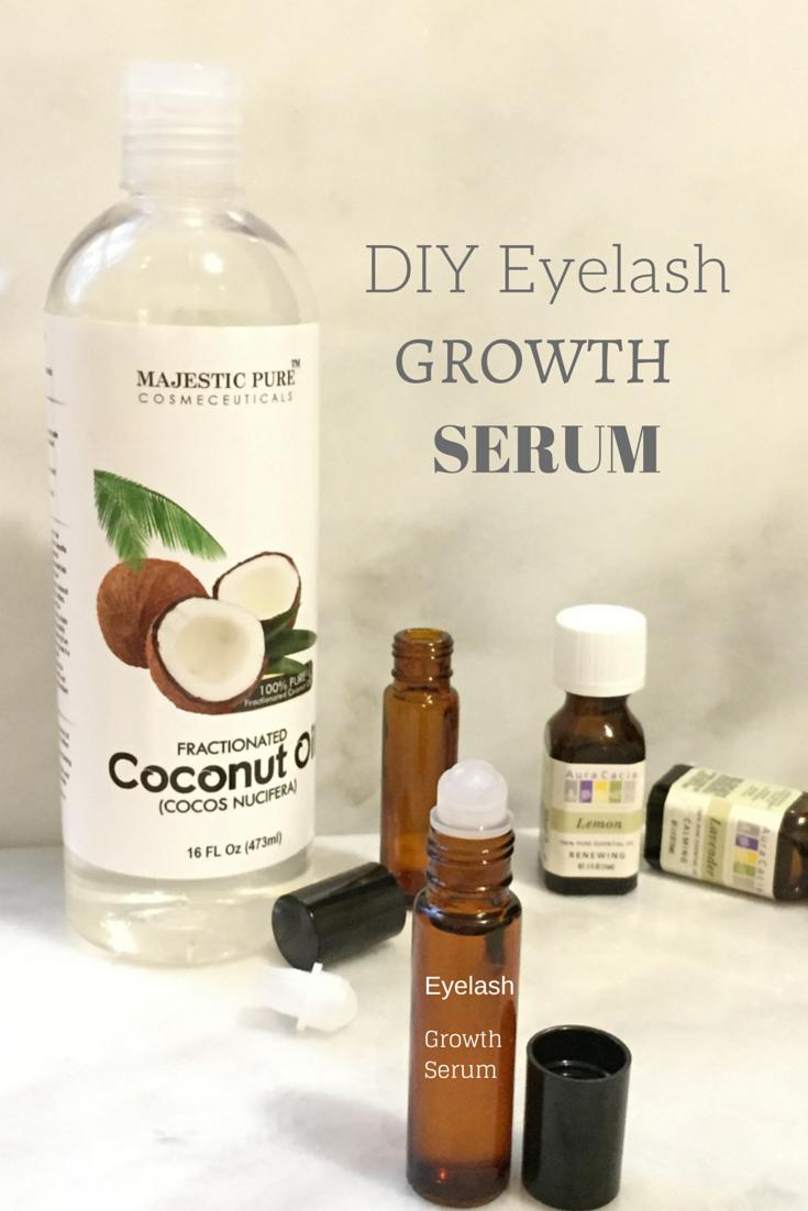 Diy Eyelash Serum Makeup Bath Body Beauty Eyelash