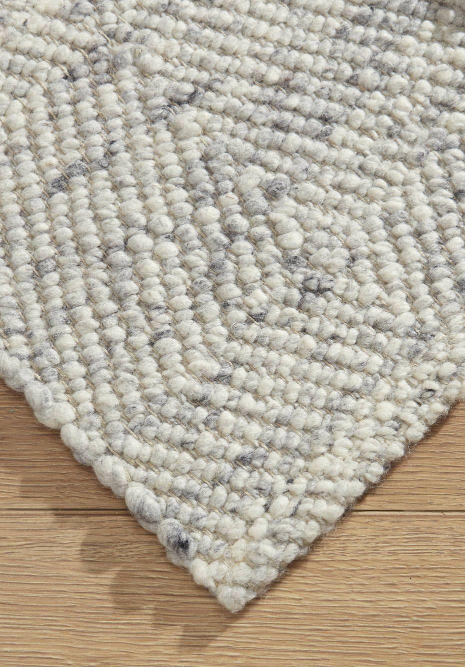 Teppich Ruga Aus Reiner Schurwolle Von Hessnatur Teppich Teppichreinigung Webtechniken