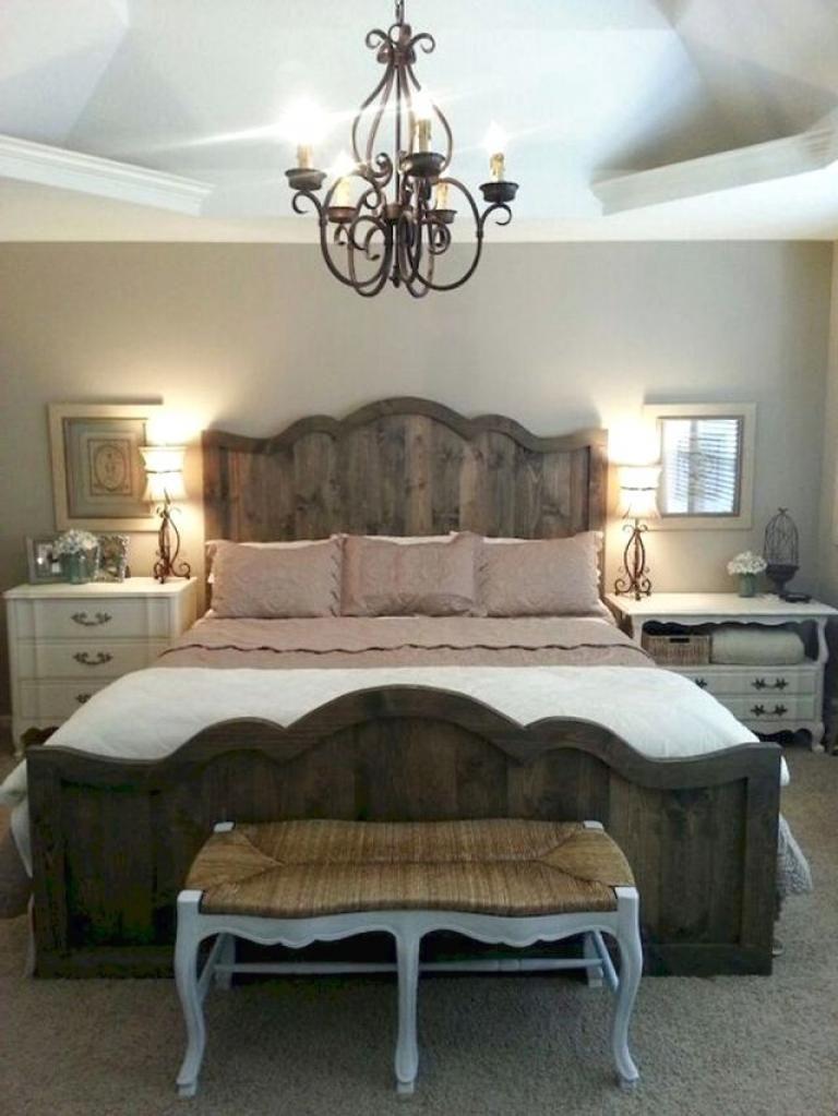 40 Modern Farmhouse Bedroom Decor Ideas Home Pinterest Bedroom