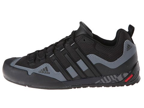$85.99 adidas Outdoor Terrex Swift Solo BlackBlackCarbon