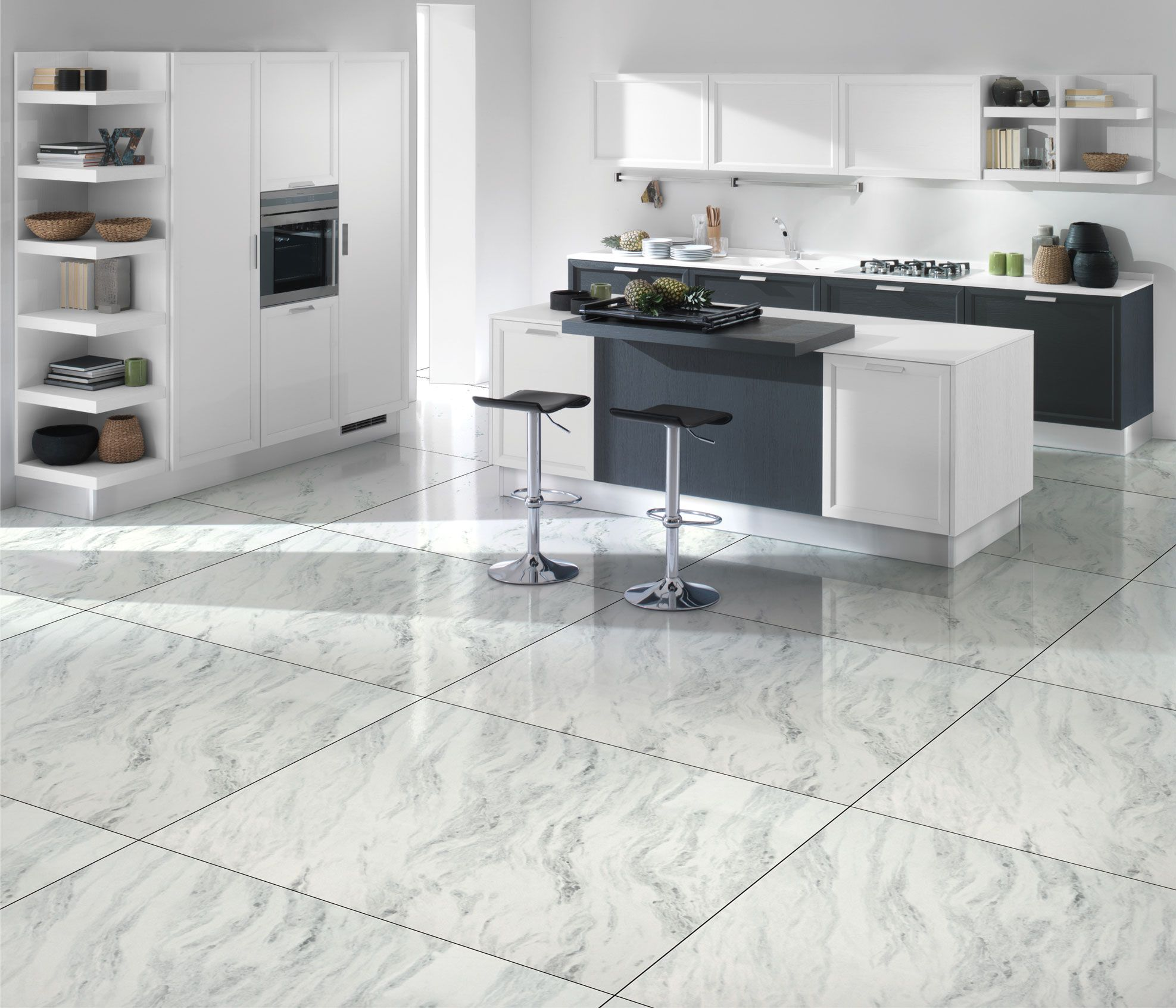 Home Office Vinyl Flooring Tiles In Dubai: Buy Designer Floor, Wall #Tiles For Bathroom, Bedroom