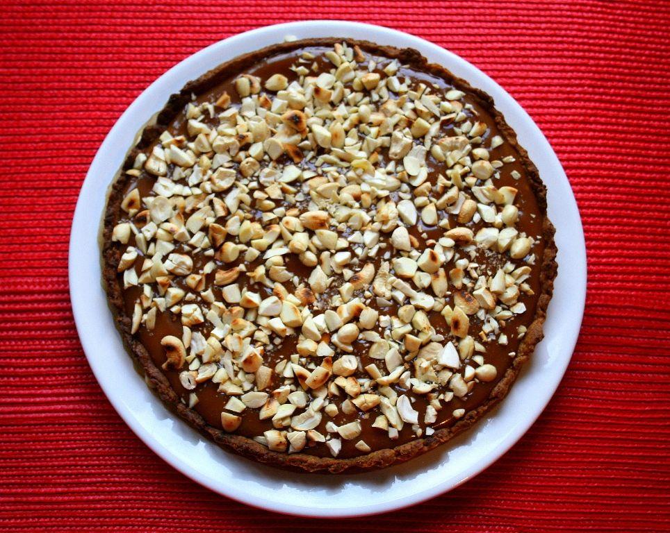 Tarta tofii z orzechami | W kuchni bez dubli – blog kulinarny – Marieta Marecka