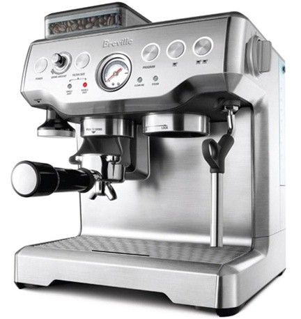 Breville Barista Express Espresso Machine Seattle Coffee Gear Breville Espresso Machine Best Espresso Machine Breville Espresso