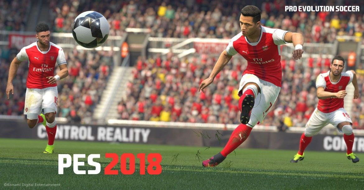PES 2018 beta is ready for you G2A News Pro evolution