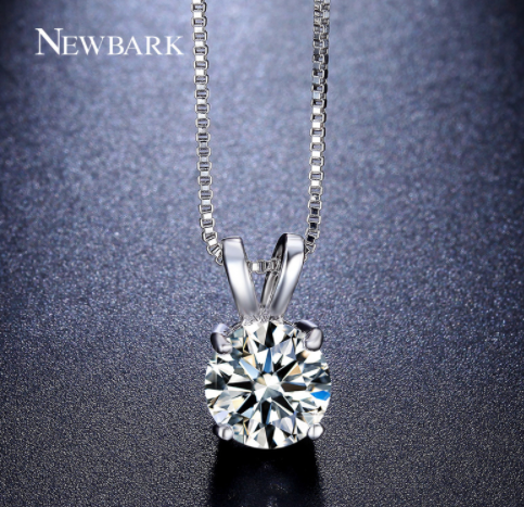 Fashion Charm  Crystal Pendant Chain Chunky Statement Choker Necklace Jewelry