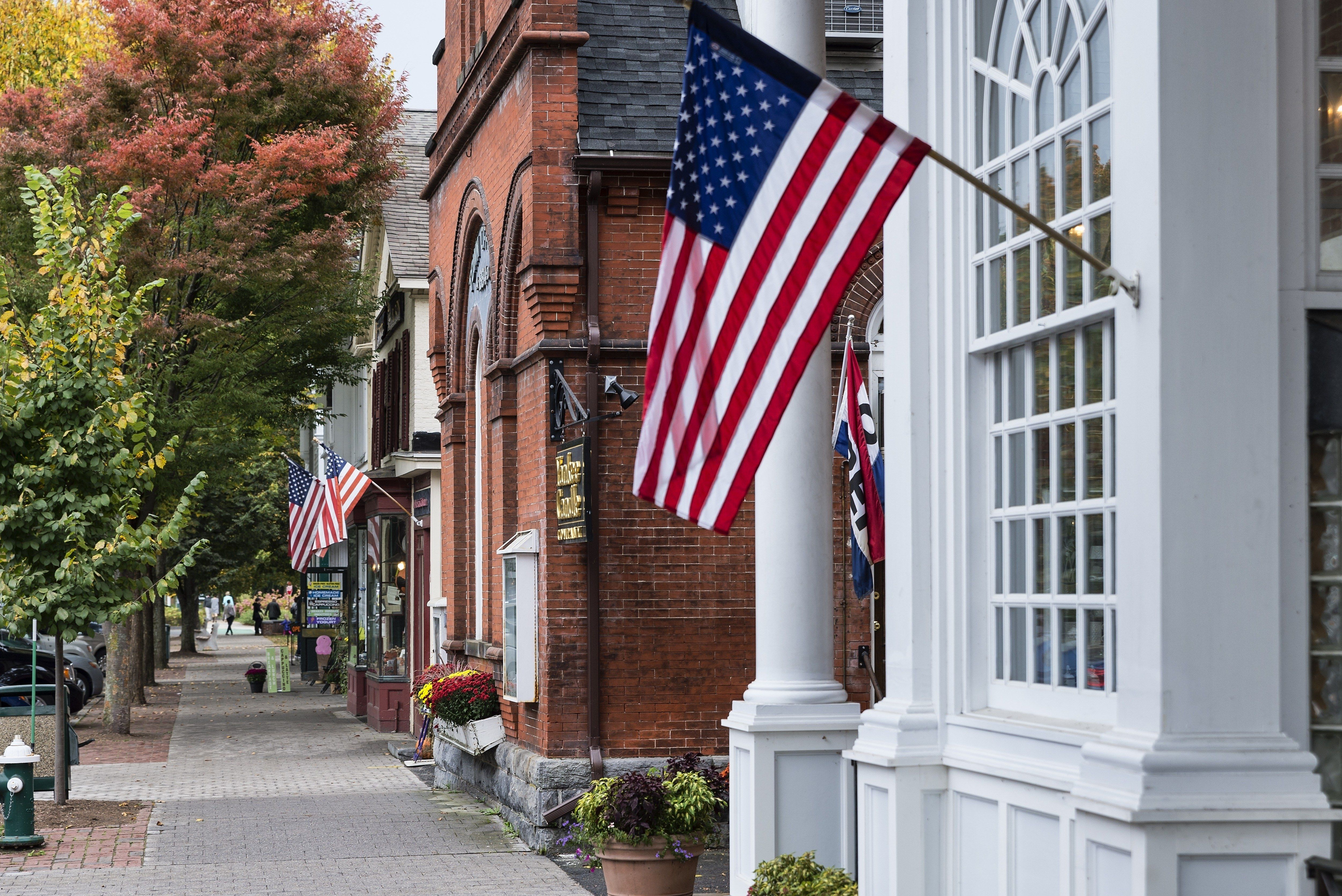 The 50 Most Beautiful Small Towns In America With Images Small