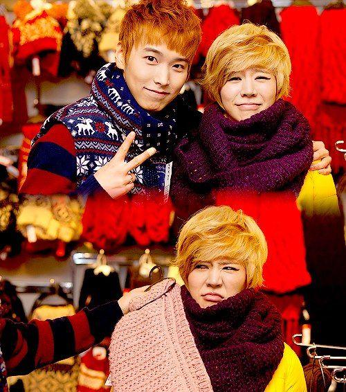 Leeteuk and Taeyeon