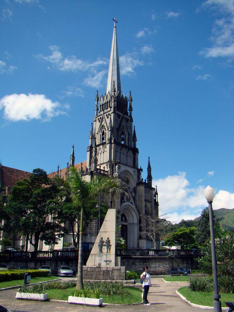 Catedral de São Pedro de Alcântara | Flickr - Photo Sharing!  Petrópolis - RJ