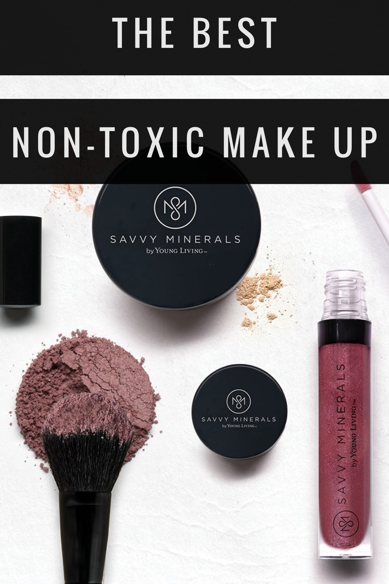 Savvy Minerals Make Up! Savvy minerals, Makeup for