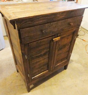 Salmagundi. Rustic FurnitureBobsWorkshopGarage
