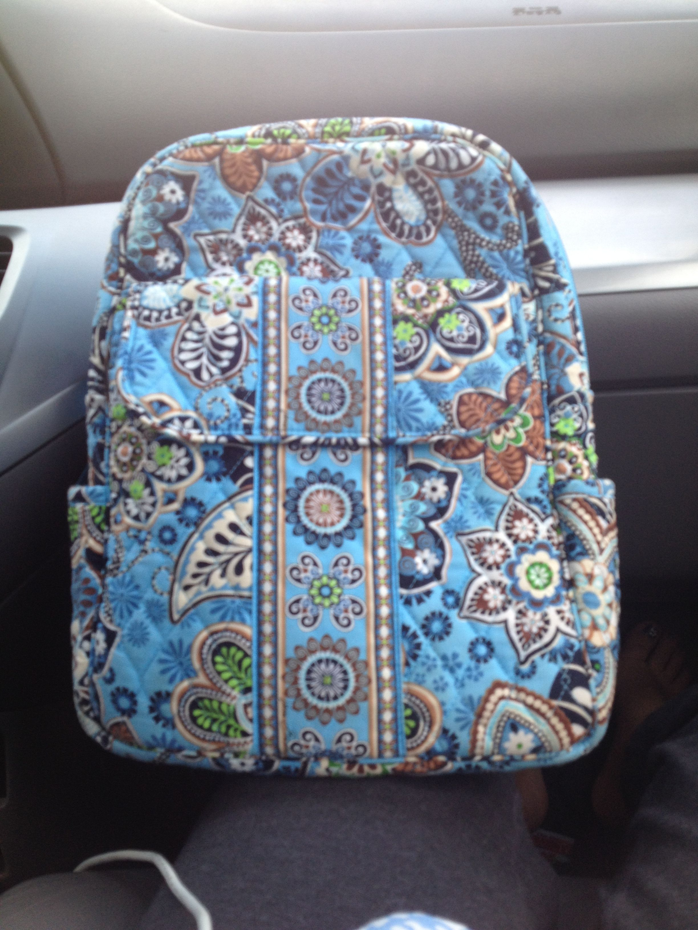 e4ba6cc170 Cute Vera Bradley mini backpack