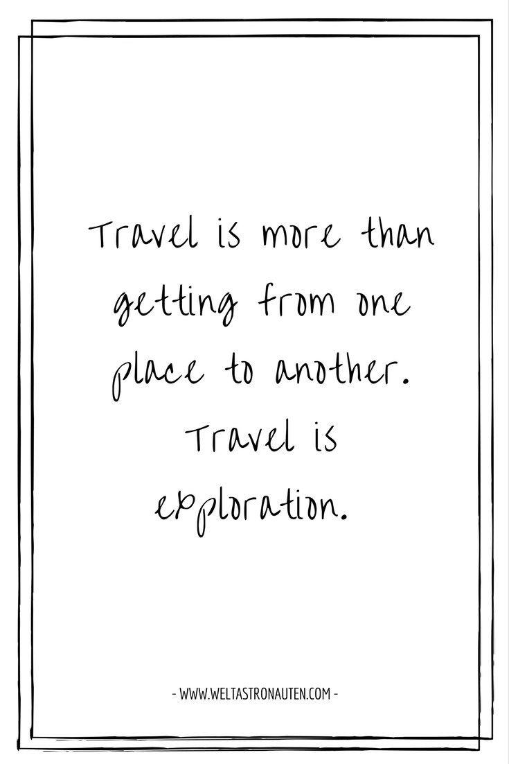 150+ Reisezitate für die volle Ladung Reiseinspiration. Persönlich ausgewählt von uns für dich. Freu dich über eine riesige Ladung Reisezitate. | 150+ Travelquotes in english and german <3