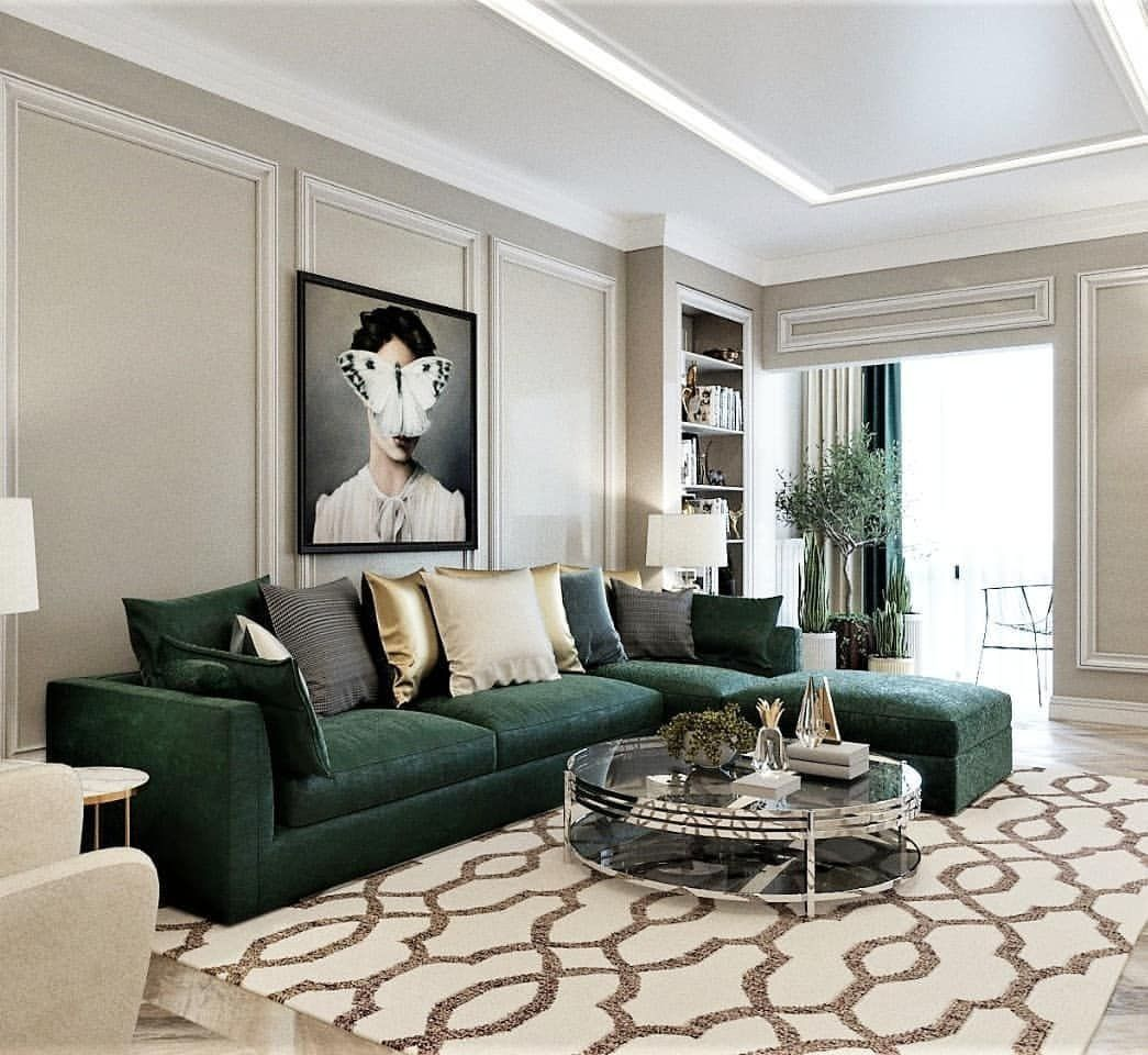 Pin By Denean S Events And Designs On Decor Green Living Room Decor Green Sofa Living Room Green Couch Living Room #redding #gray #living #room #collection