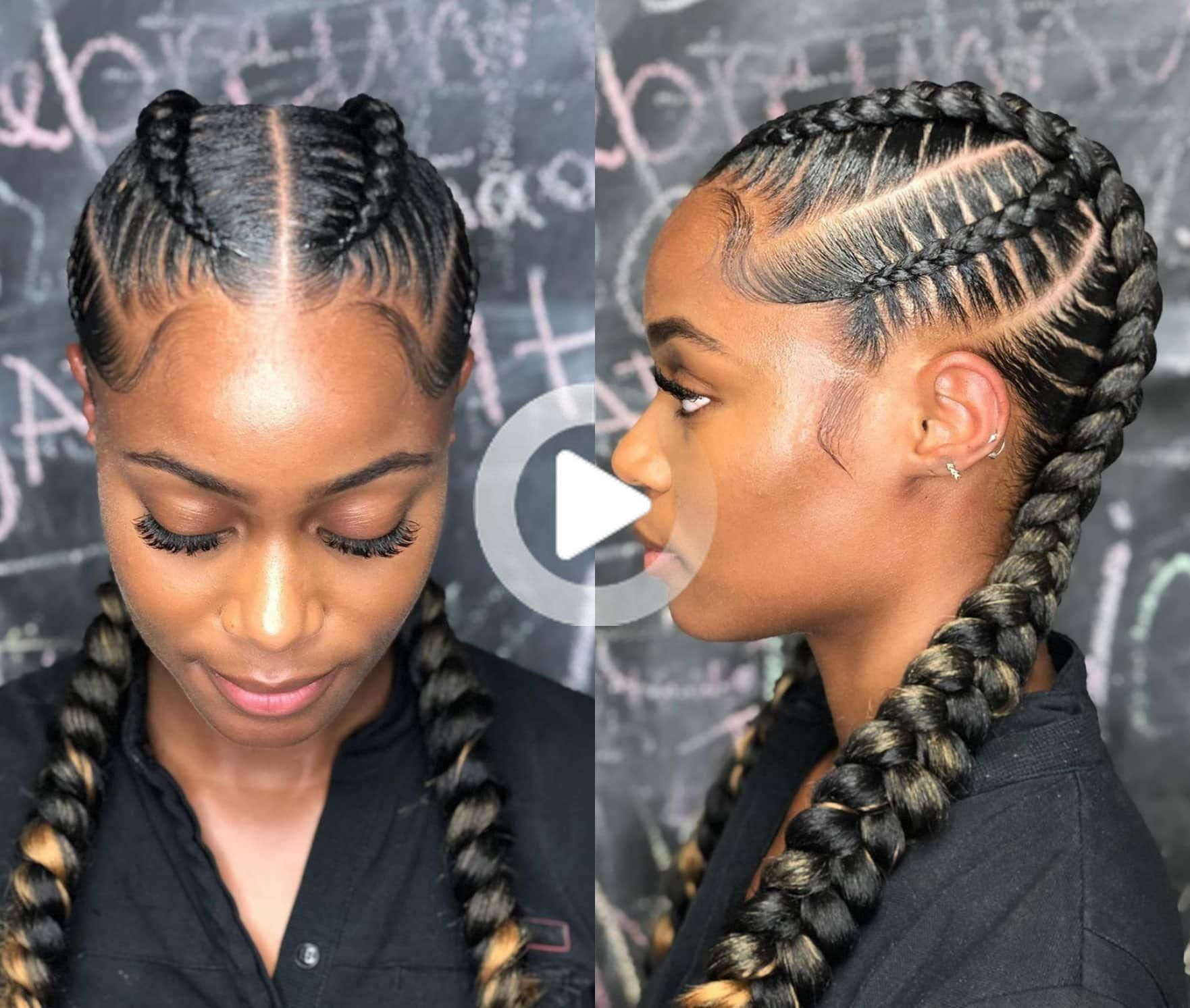 25 Must-Have Goddess Braids Hairstyles | StylesRant in ...