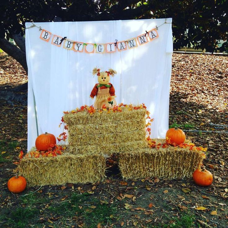 Little pumpkin baby shower baby shower party ideas photo